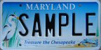 Maryland 'Treasure the Chesapeake' sample